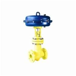 Pneumatic Actuated Chlorine Valves Type EC11.35 Print