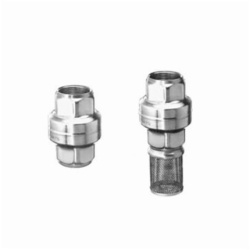 RK 540 Check/Foot Valves