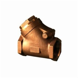 Bronze Swing Check Valves: Y Pattern