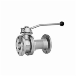 Soft Seated Ball Valves, Two-Piece Design, Type 1025 / 1035