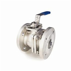 Process Two Piece Ball Valves